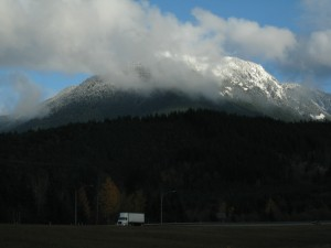 East of North Bend